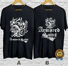 Armored Saint Heavy Metal Band T-Shirt Cotton 100% S-4XL USA size Fast Shipping image