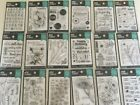 Hero Arts Hero Florals Clear Stamp Set 3'x4' YOU PICK NEW