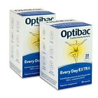 OptiBac For Every Day EXTRA Strength - 20 Billion Friendly Bacteria Supplement