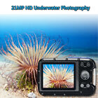 "21MP 1080P HD Underwater Camera Swimming 2.8"" inch LCD Screen Video Recorder"