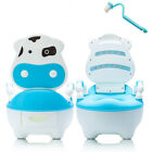 Kids Baby Toilet Seats Portables Toddler Training Safety Potty Trainer