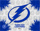 Tampa Bay Lightning HBS Gray Navy Hockey Wall Canvas Art Picture Print $73.0 USD on eBay