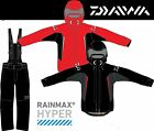 Clearance Daiwa Rainmax All Weather Suit Hyper Combi-Up Hi-Loft DR-3104 IN RED