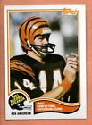 1982 Topps Football Singles #'s 1 - 256 Complete Your Set Pick A C $0.99 USD on eBay