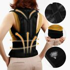 Posture Corrector Adjustable Back Shoulder Straight Support Brace Belt Men Women