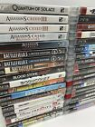 PS3 Video Game Store - Build a Collection Cheap - Many Games to Choose From