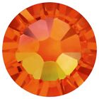 Swarovski Flatback Crystal Rhinestones (Pinks Reds Oranges) Many Sizes 144pieces