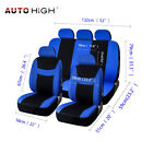 Universal Protector Auto Seat Covers Front Rear Head Rests for Car Truck SUV Van