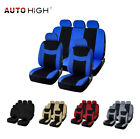 Universal Protector Auto Seat Covers Front Rear Head Rests for Car Truck SUV Van $19.89 USD on eBay
