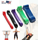 Heavy Duty Resistance Bands Set 4 Loop for Gym Exercise Pull up Fitness Workout image