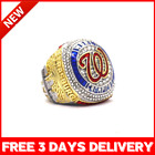 IN STOCK- WASHINGTON NATIONALS 2019 Ring World Series Championship 2020 OFFICIAL on Ebay