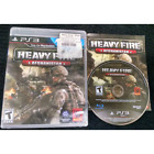 Heavy Fire: Afghanistan - PS3 Complete