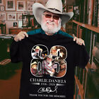 83 Years of Charlie-Daniels Thank You For The Memories Gift T-Shirt