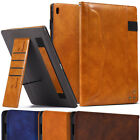 Luxury Functional Leather Wallet Stand Case Cover For iPad Air Mini Pro 9.7 10.2