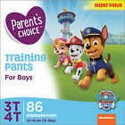 Parent's Choice Training Pants for Boys, Size 3T-4T, 86 Count image