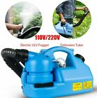 6/7/8LPortable Electric ULV Fogger Disinfection Low Capacity Sprayer Office Home
