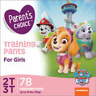 Parent's Choice Training Pants for Girls, Size 2T-3T, 78 Count image