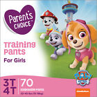 Parent's Choice Training Pants for Girls, Size 3T-4T, 70 Count image