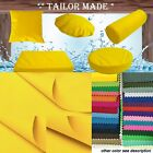 PL01-TAILOR MADE Outdoor Waterproof Umbrella Gold Yellow Patio sofa seat cover