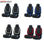 Universal Protector Auto Seat Covers Front Rear Head Rests for Car Truck SUV Van $13.98 USD on eBay