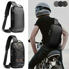 Anti-theft Sling Backpack Men's Chest Bag Crossbody Backpack Shoulder Daypack