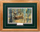 "Northern Promotions Mule Deer ""Afternoon Siesta"" Big Game Hunting Man Cave"