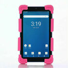 "Adjustable Kids Rubber Universal Silicone Case Cover For 7.0"" ~ 8 inch Tablet PC"