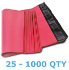 10x13 PINK Poly Mailers Shipping Envelopes Mailing Boutique Bags 100% Recyclable