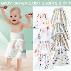 Baby Comfy Children's Diaper Skirt Shorts Waterproof and Absorbent Shorts Pants