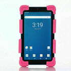 For 7 ~ 8 inch Tablets Kids Shockproof Silicone Case Universal Soft Rubber Cover