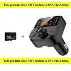 Wireless In Car Bluetooth FM Transmitter MP3 Radio Adapters Car Kit USB Charge