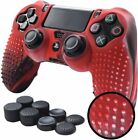 Controller Grips,Pandaren Studded Anti-Slip Silicone Cover Skin Set Compatible f