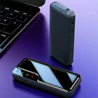 Portable 2000000mAh Fashion Fast Battery Charger Backup 2 USB Best Power Bank