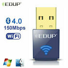 EDUP 150/600/1200Mbps USB Wifi Bluetooth Adapter Wireless Dongle  Network Card