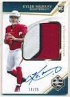 KYLER MURRAY 2019 LIMITED RC GOLD SPOTLIGHT AUTOGRAPH 3 COLOR PATCH AUTO SP #/25