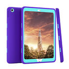 iPad 8th Generation Case 2019 7th 2020 10.2 Case Kids Silicone Shock Proof Case
