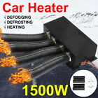 4 Hole Auto Car Heater 1500W 12V 24V Cooling Fan Portable Vehicle Defroster