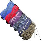 NEW Ouul Golf Ribbed Stand / Carry Bag 5-Way Top - Pick a Color!!