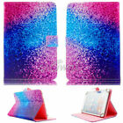 For RCA Digiland 10-inch Tab Pattern Leather Case Cover Slim Wireless Keyboard