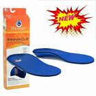 Powerstep Pinnacle Shoe Insoles Full Length Orthotic Supports