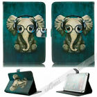 """For Alcatel Nextbook 10"""" Tablet Pattern Leather Case Cover W/ Wireless Keyboard"""