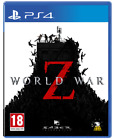 World War Z For PS4 (New & Sealed)