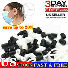 200 Mixed Cord Locks For Face Mask Adjuster Elastic Band Stopper Fastener Sewing