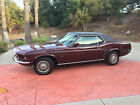 1969 Ford Mustang  1969 ford mustang grande