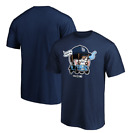 Tampa Bay Rays 2020 World Series Bound Homer Home T-Shirt -Navy