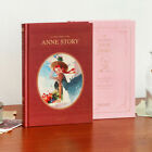 Classic Story Diary Anne Story Planner Scheduler Journal Notebook Cute Organizer