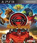 CHAOTIC: SHADOW WARRIORS Playstation 3