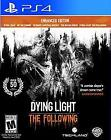Dying Light The Following PS4 Playstation 4