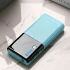 Power Bank 900000mAh Portable Fast Charging 3 USB External Battery Pack Charger