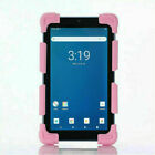US For 7.0 - 8.0 inch Tablets PC Silicone Rubber Case Universal Shockproof Cover